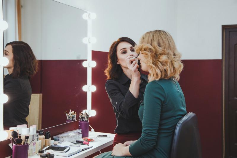 Открытие #beauty_flash - студии макияжа и фотографии!